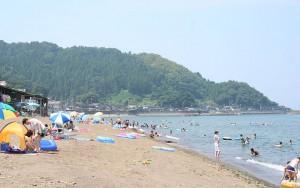 百川海水浴場