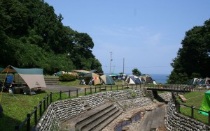 荒崎キャンプ場