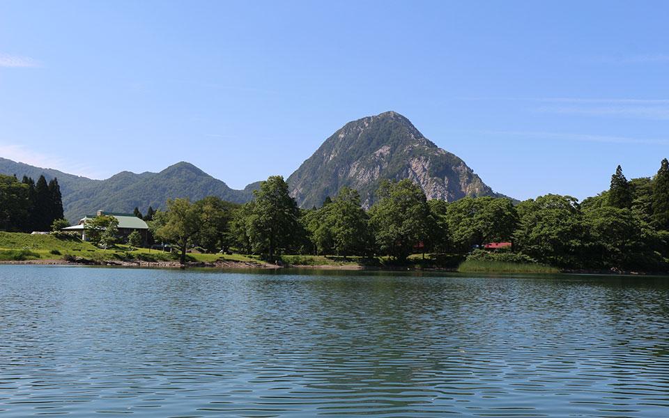 高浪の池キャンプ場