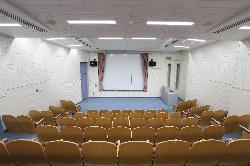 フォッサマグナミュージアム ホール