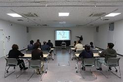 フォッサマグナミュージアム 研修室
