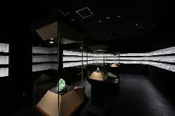 フォッサマグナミュージアム 第1展示室 魅惑のヒスイ