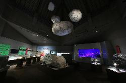 フォッサマグナミュージアム 第2展示室 糸魚川大陸時代