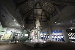 フォッサマグナミュージアム 第4展示室 変わりゆく大地