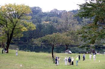 高浪の池 グラウンドゴルフ場 浪太郎コース