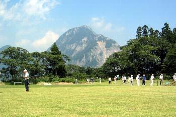 高浪の池 グラウンドゴルフ場 翠(みどり)コース