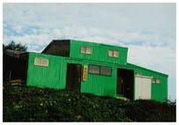 栂海新道縦走の宿、栂海山荘