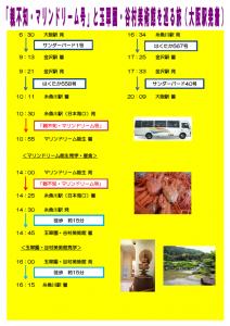 谷村美術館(大阪発着