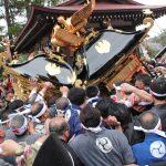 糸魚川けんか祭り