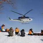 第33回焼山山麓ヘリスキーツアー